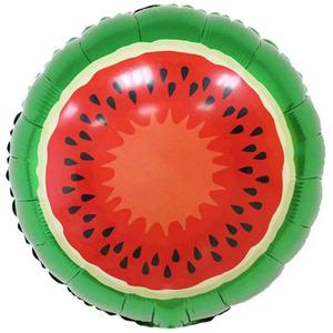 Фигурный шар 'Арбуз'
