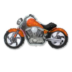Фигурный шар 'Мотоцикл'