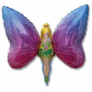 Фигурный шар 'Фея-бабочка'