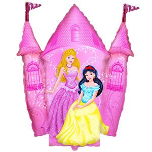 Фигурный шар 'Замок Принцессы'