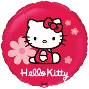 Шарик-круг 'Hello Kitty'