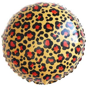 Шарик-круг 'Леопардовый'