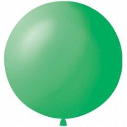 Зелёный большой шар