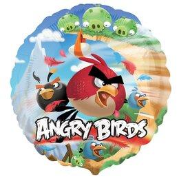 Шарик-круг Angry Birds