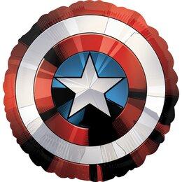 Шарик-круг Капитан Америка щит