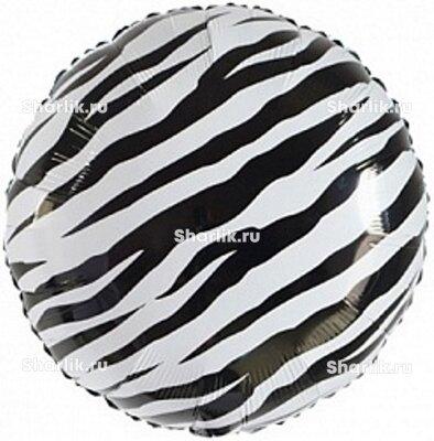 Шарик-круг Полоски зебры