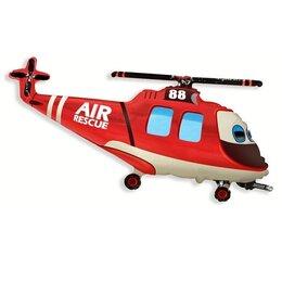 Фигурный шар Вертолет спасательный