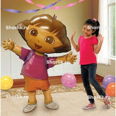 Ходячий шар Дора путешественница