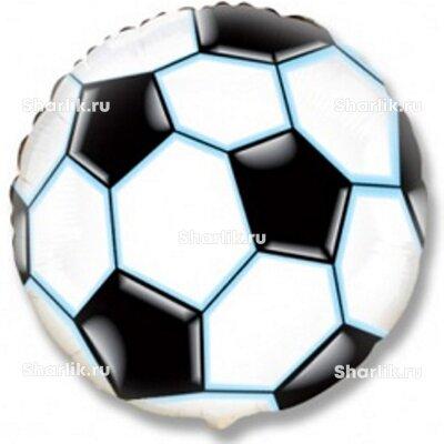 Шарик-круг Футбольный мяч (45 см)