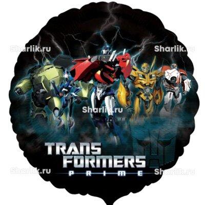 Шарик-круг Трансформеры