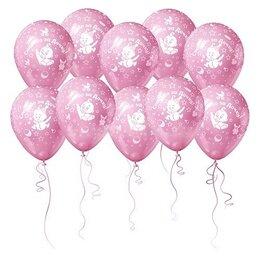 """Гелиевые шары """"Спасибо за дочку"""" на подарок любимой"""