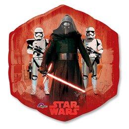 Фигурный шар Звездные войны 7