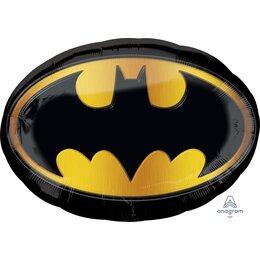 Фигурный шар Бэтмен эмблема
