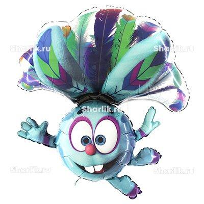 Фигурный шар Смешарики Легенда Крош