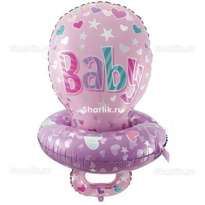 Фигурный шар Соска (для девочки)