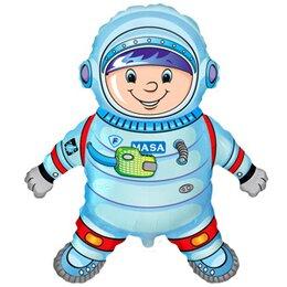 Фигурный шар Космонавт