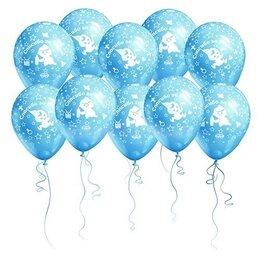 """Воздушные шары в роддом """"Спасибо за сына"""""""
