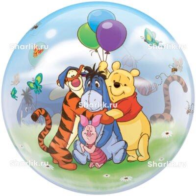 Шар Bubble Винни Пух и его друзья