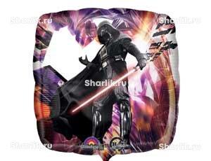 Шар-квадрат Звездные войны Дарт Вейдер