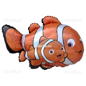 Фигурный шар Рыбки