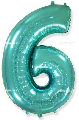 Шар-цифра 6, Тиффани