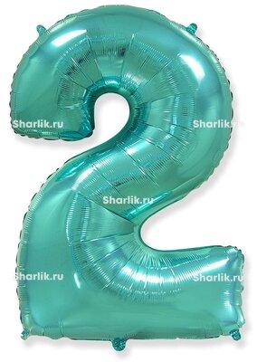 Шар-цифра 2, Тиффани