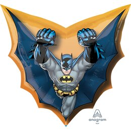 Фигурный шар Бэтмен