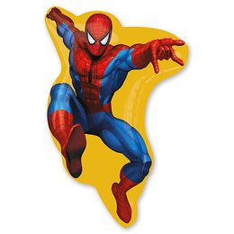 Фигурный шар Человек Паук