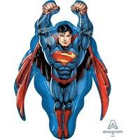 Фигурный шар Супермен