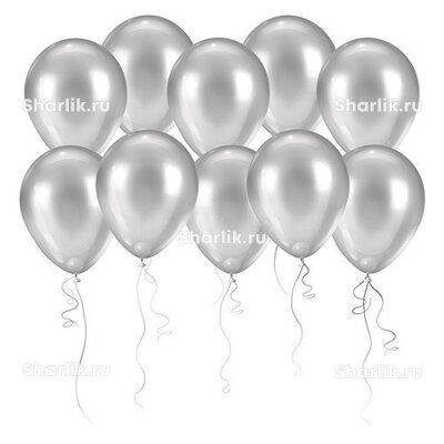 Серебряные шары