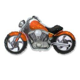 Фигурный шар Мотоцикл