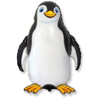 Фигурный шарик Пингвин