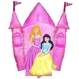 Фигурный шар Замок Принцессы