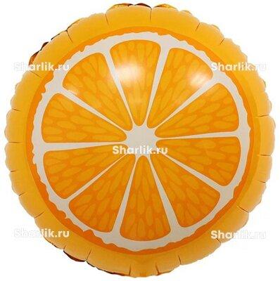 Шарик-круг Апельсин