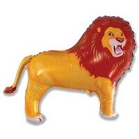 Фигурный шарик Лев
