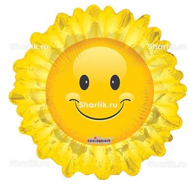 Фигурный шар Яркое солнышко