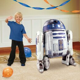 Ходячий шар Робот R2D2