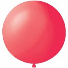 Красный большой шар