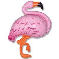 Фигурный шар Фламинго