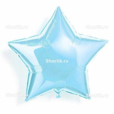Шар Голубая звезда