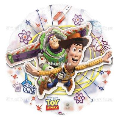 Шарик-круг Вуди и Базз История игрушек