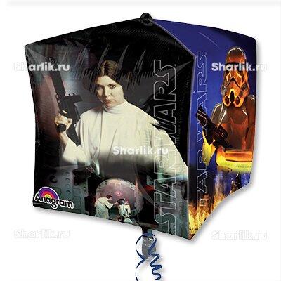Шар-куб 3D Звездные войны
