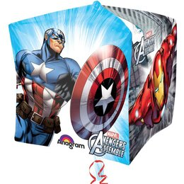 Шар-куб 3D Мстители