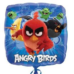 Шар-квадрат Команда Angry Birds