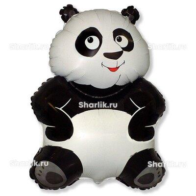 Фигурный шар Панда