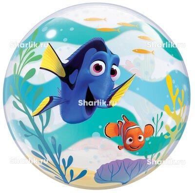 Шар Bubble В поисках Дори
