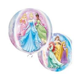 Шар 3D-сфера танцующие Принцессы Дисней
