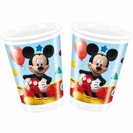 Стаканы бумажные Микки Маус 8 шт