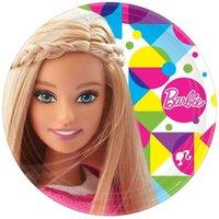 Тарелки с Барби