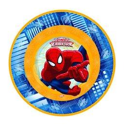 Тарелки Человек Паук, 6 шт